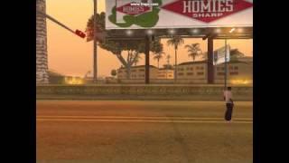 GTA SA Tricking MOD!!! (HD)