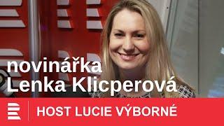 Lenka Klicperová: Nedělám si iluze, že by nás lidé z Turecka nesledovali. Umí zlikvidovat novináře