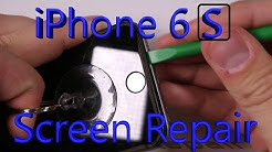 iPhone 6S Screen Replacement shown in 5 minutes
