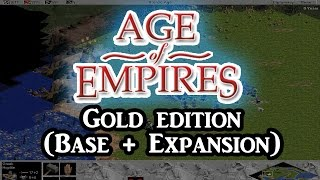 Descargar Age of Empires Gold Edition (+ Expansion) Full 1 link [183 mb] MEGA