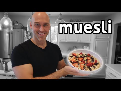 This Muesli Recipe Is Heart Healthy And DELISH