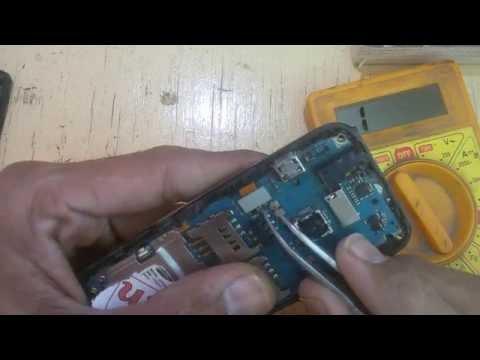 Samsung GT-C3322 board short & dead Solution