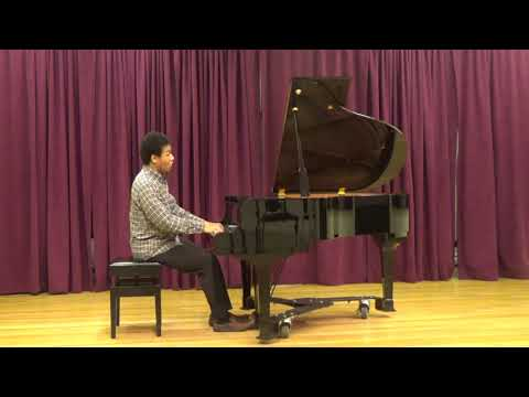 Changsha International Piano Competition - Preliminary Round in New York