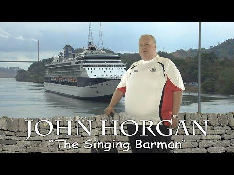 John Horgan (The Singing Barman) - Leaving Dear Cork City