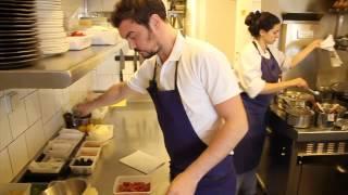 Chef Bertrand Grébaut of Septime Paris on the Creative Process