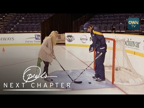 Skating With The Fishers | Oprah's Next Chapter | Oprah Winfrey Network