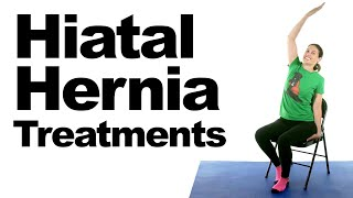 Hernia - Hiatal Open Repair Surgery PreOp® Patient Education.