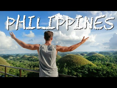 Travel to the Philippines / MOST BEAUTIFUL PLACES in BOHOL !