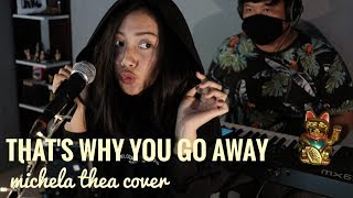 Download Mp3 That's Why You Go Away - Michela Thea   Live Cover