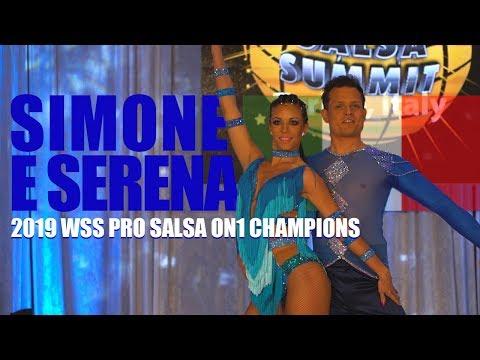 Simone e Serena - 2019 World Salsa Summit Pro Salsa On1 Champions