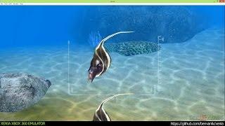 Xenia Xbox 360 Emulator - Sea Life Safari Ingame!