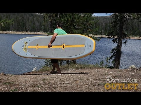 Bali Standup Inflatable Paddleboard - Gear Basics