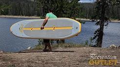Bali Standup Inflatable Paddleboard - Gear Basics