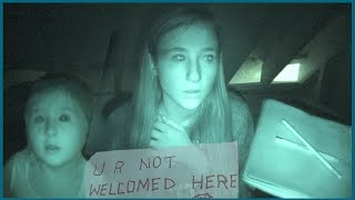 Creepy Stalker Visits - Scary Paranormal Activity in The Attic Freaks us Out