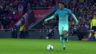 Neymar vs Athletic Bilbao (Away) 05/01/2017 HD 1080i by SH10