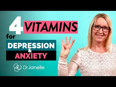 4 Key vitamins for depression and anxiety: are you missing these vital nutrients?