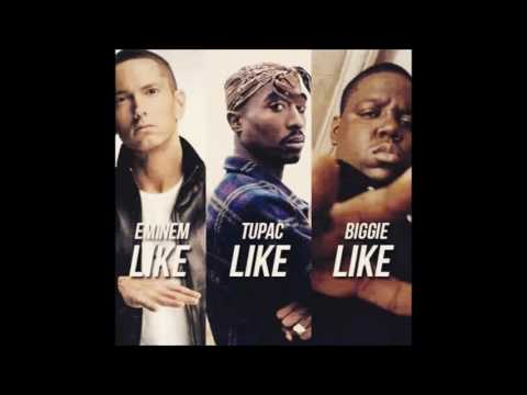 SYKO VS Eminem, 2Pac, Nas & Biggie Smalls - Kingpin ( Mashup )