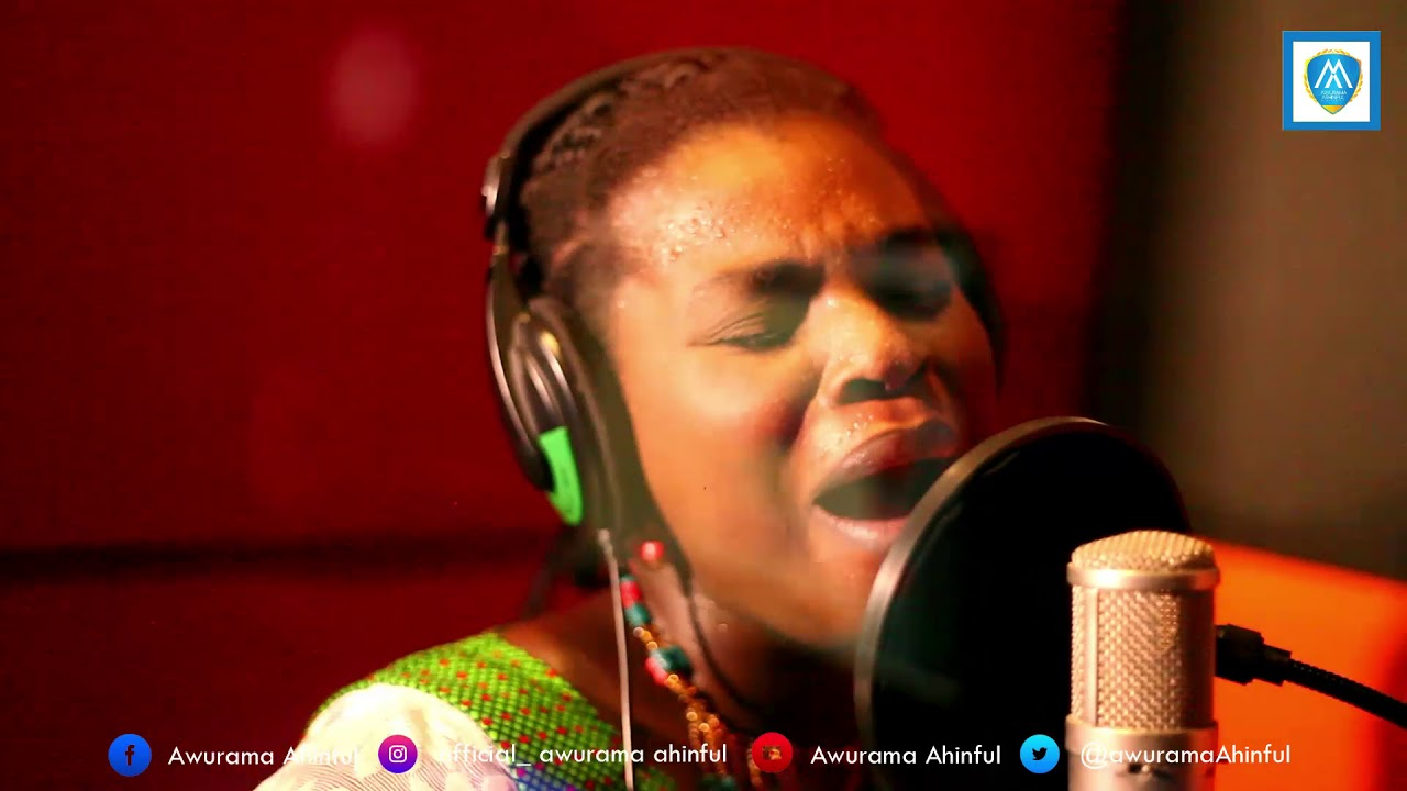 Download Awurama Ahinful Adom Nsuo album live session video part 1