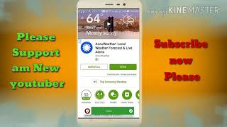 How to best weather apps | Android weather app | Apps Kida |
