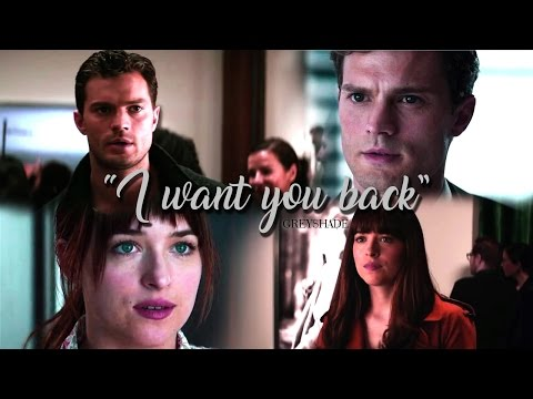 Christian and Ana | I want you back