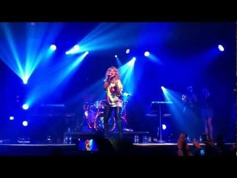 Rita Ora- Facemelt and Rock The Life (at G-A-Y, 25th Aug '12)