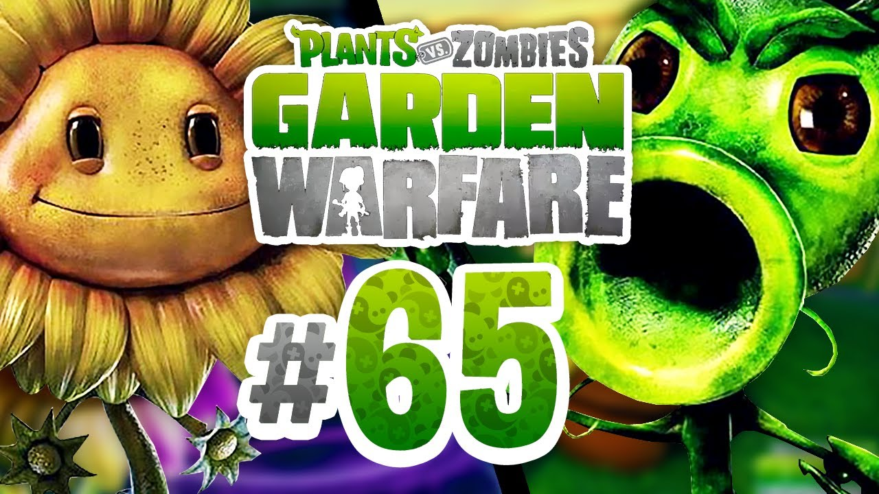 Plants Vs Zombies Garden Warfare Split Screen Xbox One Gameplay Walkthrough Youtube