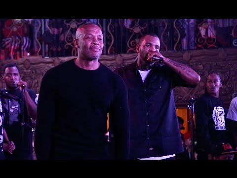 Download Game Brings Out Dr. Dre at His