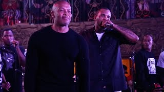 Game Brings Out Dr. Dre at His