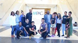 MPAC 2015 Comedy Workshop Interviews