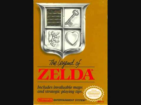 The Legend of Zelda (NES) - Sound Effects Collection
