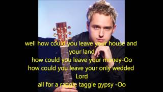 Derek Ryan Raggle Taggle Gypsy (lyrics)