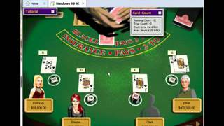 Hoyle Casino 1999 - Blackjack Game 3 (2/2)