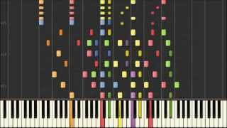 Saint-Saens - Danse Macabre Op.40 [Synthesia]