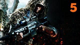 Прохождение Sniper: Ghost Warrior 2 - Часть 5: Операция «Архангел»
