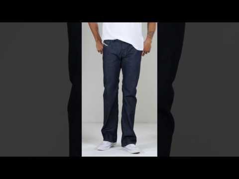 Studio - Diesel Zatiny Dark Wash Jean
