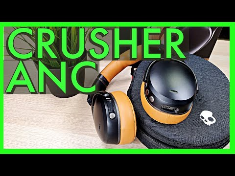 Skullcandy Crusher ANC: The Best Crusher YET!
