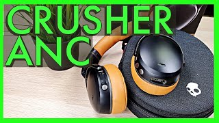 #skullcandy crusher anc