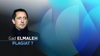 Gad Elmaleh encore accusé de plagiat