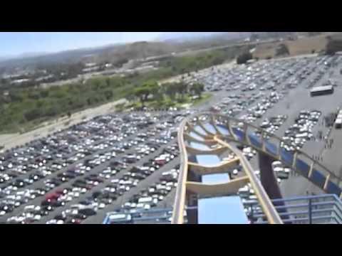Top 10 Roller Coasters in California