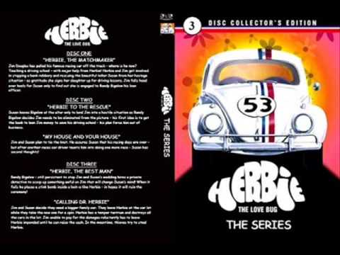 Herbie The Love Bug Theme With Alternate Version