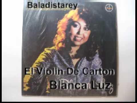 El Violin De Carton  Blanca Luz Colombia.wmv