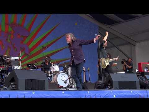Robert Plant New Orleans Jazz Fest 2014 Tin Pan Valley HD mp3