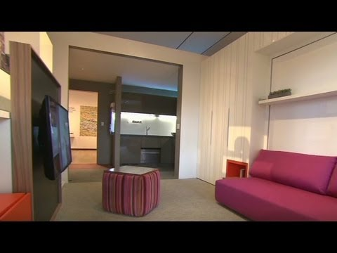 Check Out New York S Micro Apartment