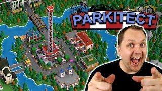 Parkitect [Angespielt] - Das neue RollerCoaster Tycoon??