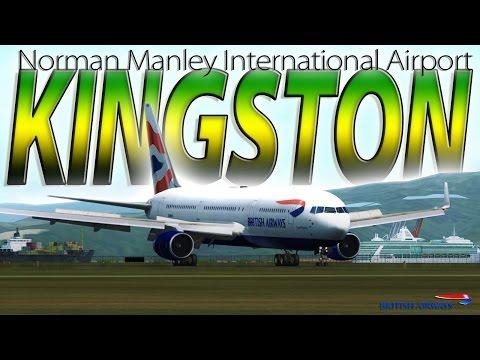 FSX [HD] - British Airways | Boeing 767-300 to Kingston, Jamaica