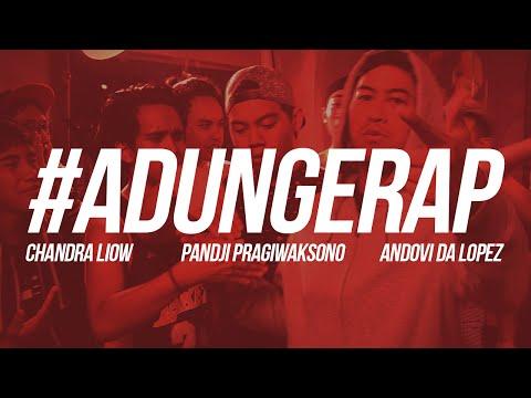 ADU NGERAP feat. PANDJI PRAGIWAKSONO, SKINNYINDONESIAN24, REZAOKTOVIAN