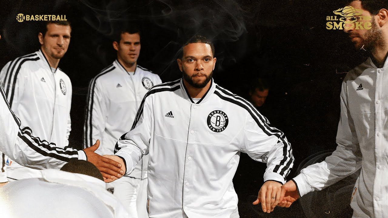 Deron Williams Reflects On Trade To Nets, Playing W/ KG & Pierce, & Team's BKN Move   ALL THE SMOKE