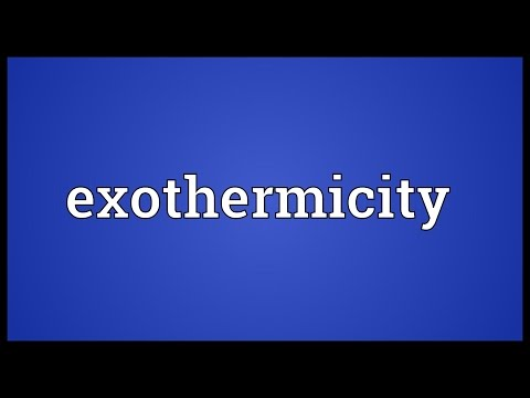 Header of exothermicity