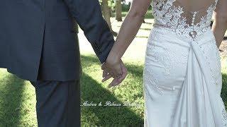 Andrew &amp Rebecca Wedding