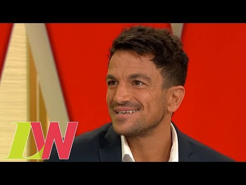 Peter Andre Is Celebrating 25 Years in Showbiz! | Loose Women